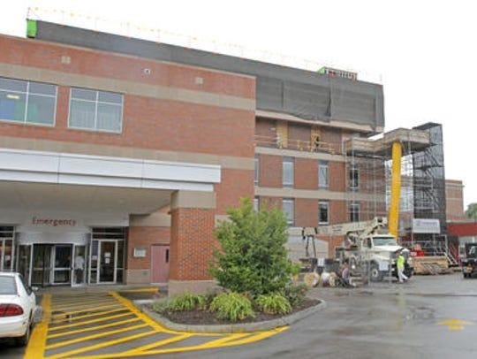 Arnot Ogden Medical Center in Elmira