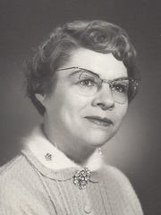 Mable S. Halley