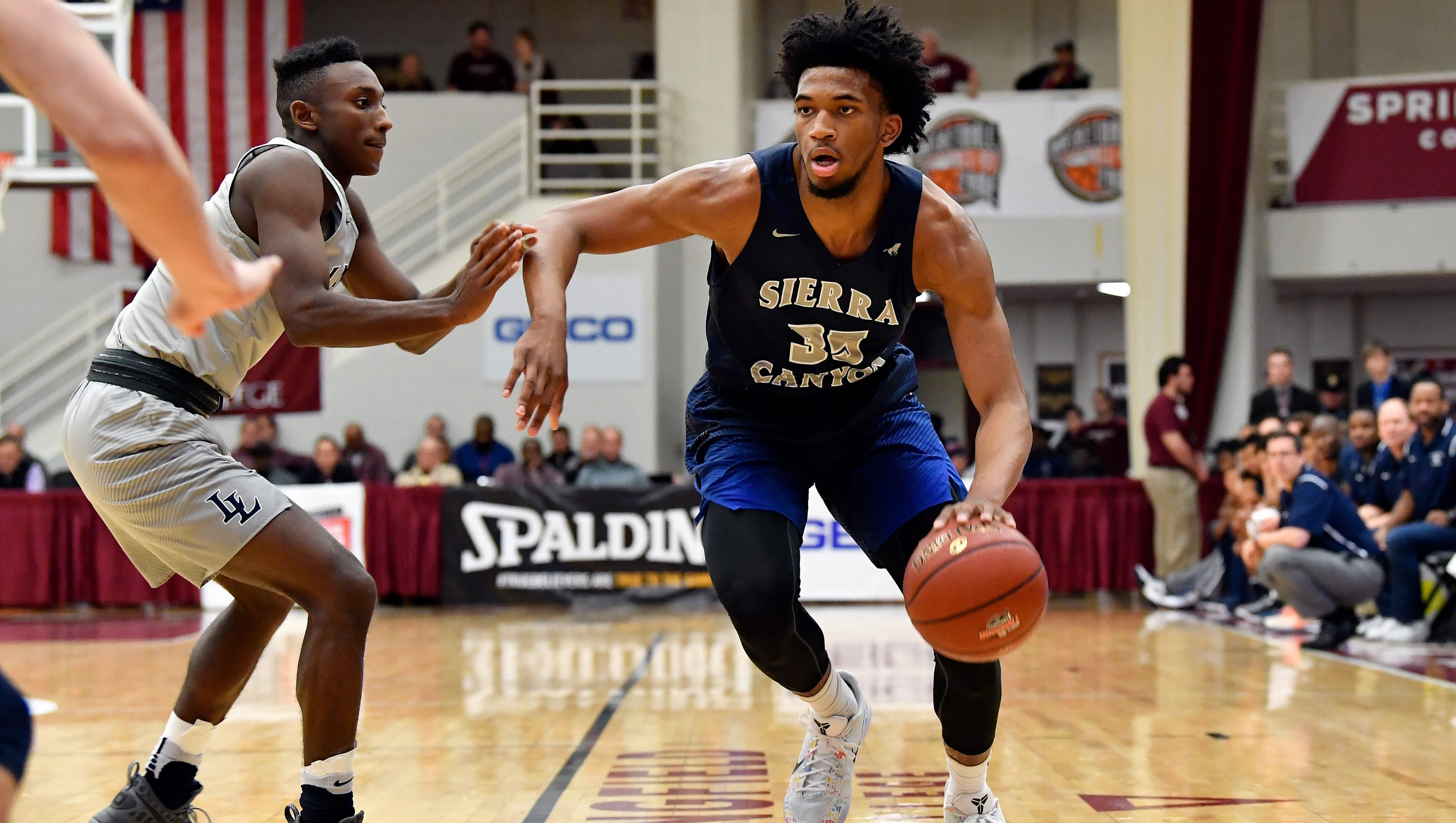 Marvin Bagley III is seeking to possibly reclassify for 2017