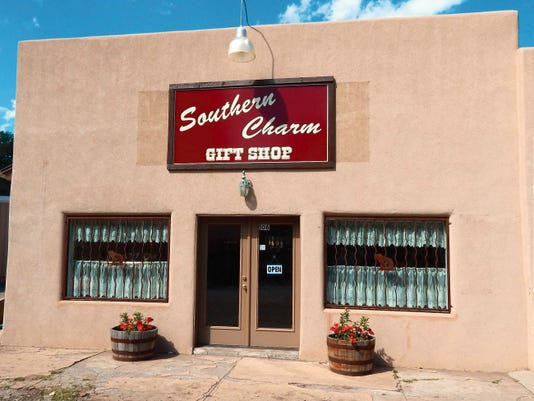 Southern Charm, a new store in Capitan.