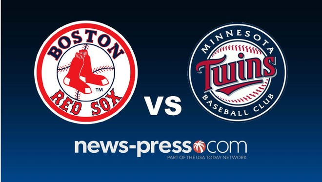 You can win tickets to the Minnesota Twins vs. Boston Red Sox game on March 18 at JetBlue Park. Go to news-press.com/insider.