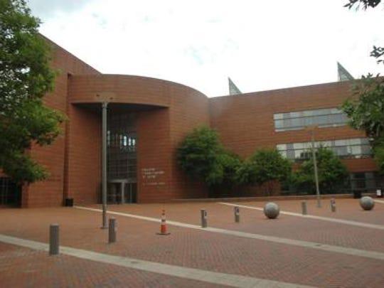 corbett Center at CCM