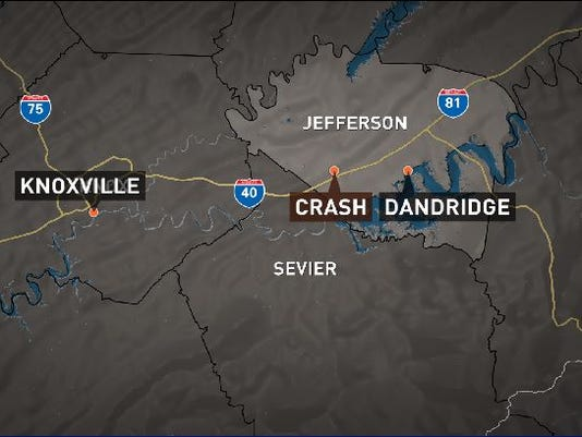 I-40 westbound reopened in Jefferson Co. after fatal crash