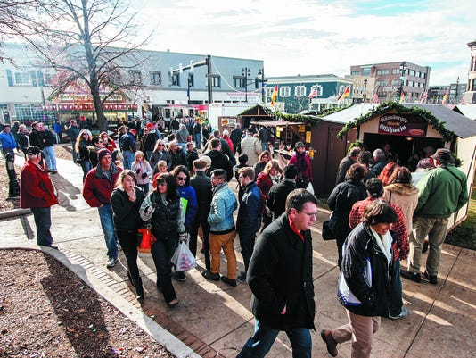 german christmas market returns for 5th year - Oconomowoc German Christmas Market