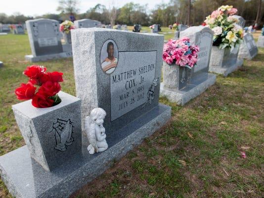 Matthew Cox Memorial