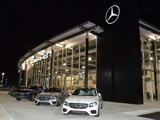 Mercedes-Benz Of Jackson Opens In Style