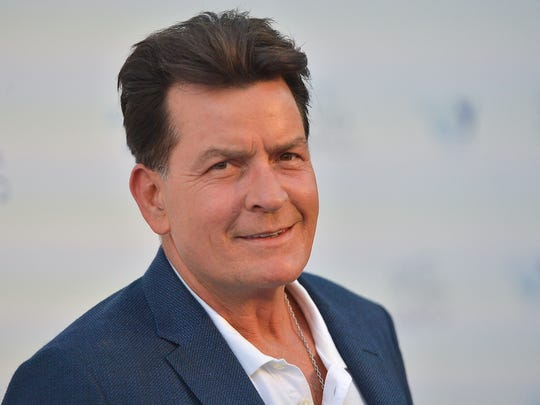 Charlie Sheen announced he's celebrating over a year of sobriety.