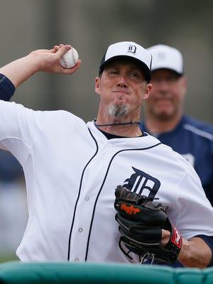 Tigers closer Joe Nathan