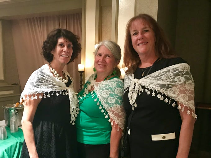 Hunterdon Hospice volunteers at 'A Culinary Affair'