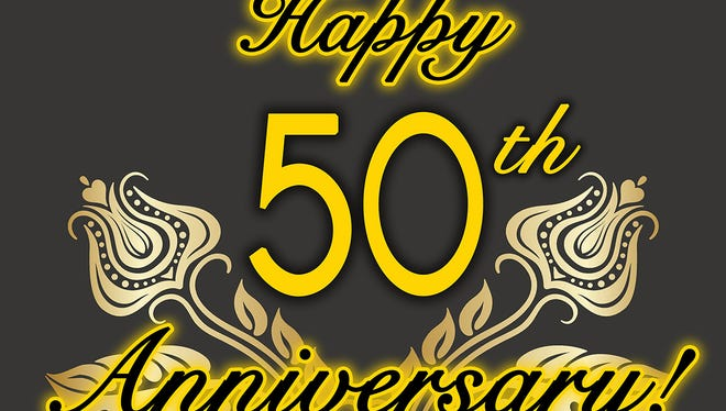 Lawrence 50th Anniversary