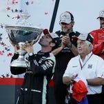 Penske dominates IndyCar with 10 victories