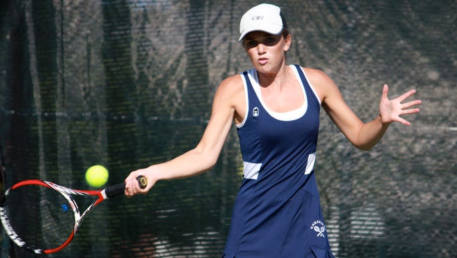 Manasquan's Brianne Lauria leads girls tennis players of Week 2.