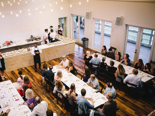Dinner Lab hosts meals in nontraditional venues in