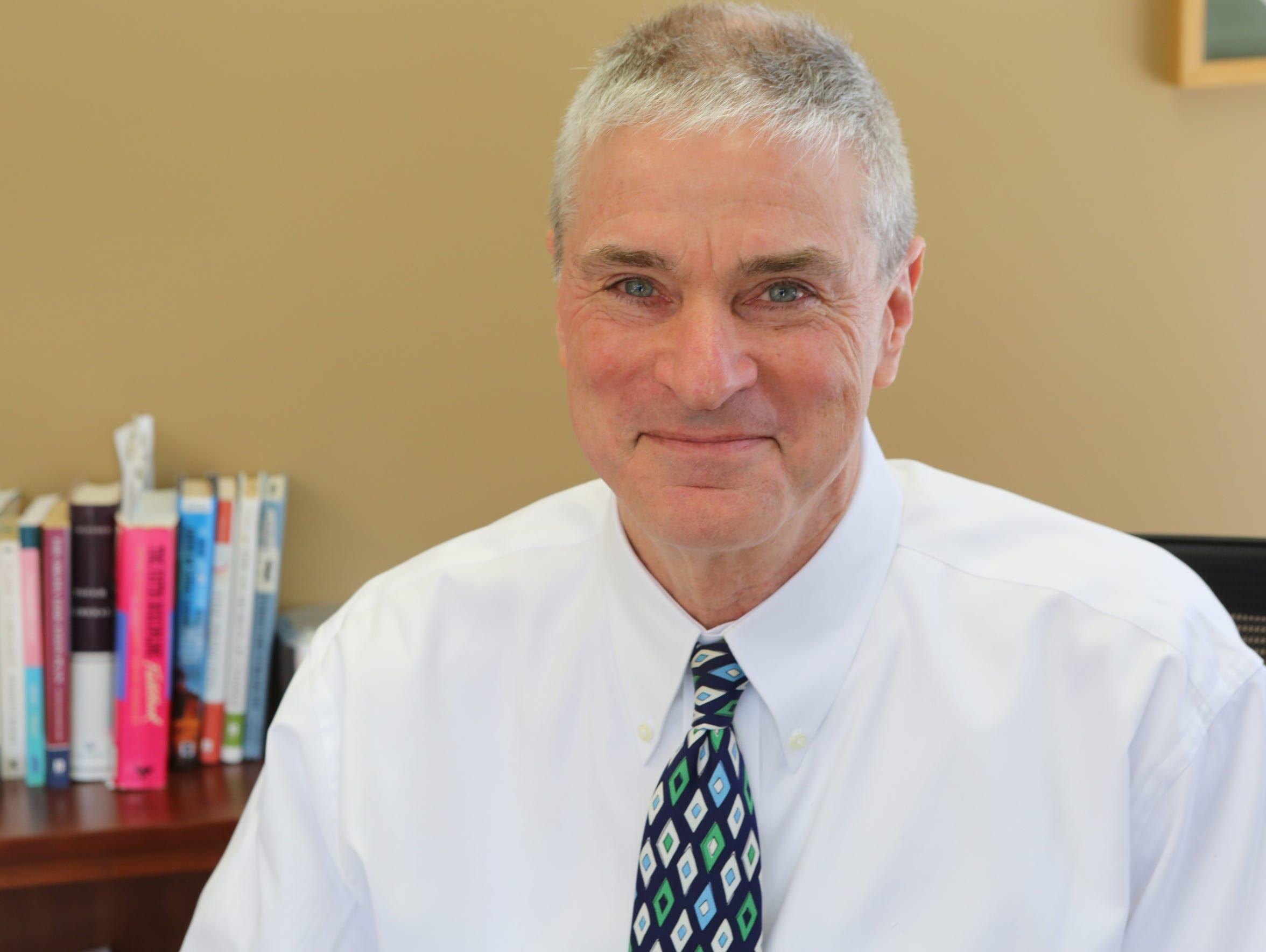 Bedford schools Superintendent Jere Hochman
