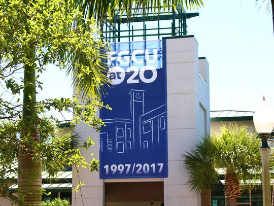 Florida Gulf Coast University in Fort Myers is one of the three schools that was shut out of any additional performance-based funding this year.