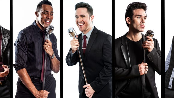 The Doo Wop Project performs Jan. 27 at the Admiral.