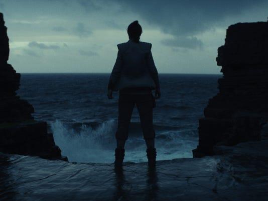 Ridley Last Jedi