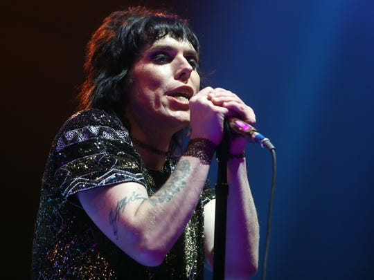 The Struts perform at Bridgestone Arena Friday May