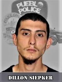 Dillon Siepker is wanted on several charges, including attempted murder.