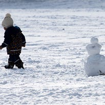 Let it snow! Making the most of wintry days with your toddler