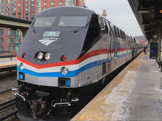 Amtrak To Use Grand Central This Summer Union Head