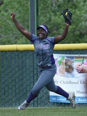 Spanish Springs' Amidori Anderson makes the final catch