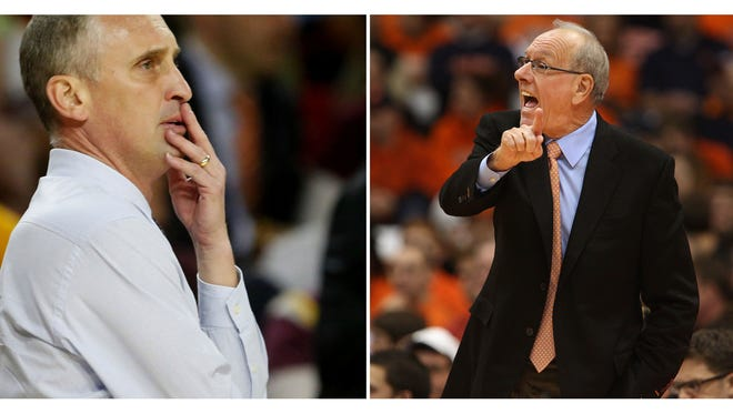ASU basketball coach Bobby Hurley and Syracuse coach Jim Boeheim have crossed paths many times but meet on the court Wednesday for the first time.
