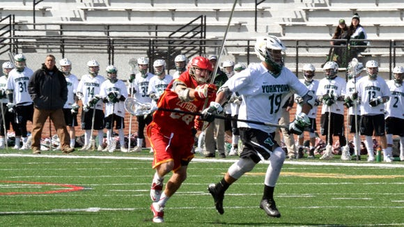 Brett Makar and the Yorktown defense rank among the very best in the state.