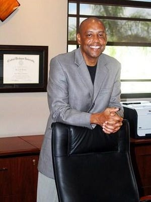 Executive Director Marcus Goodson
