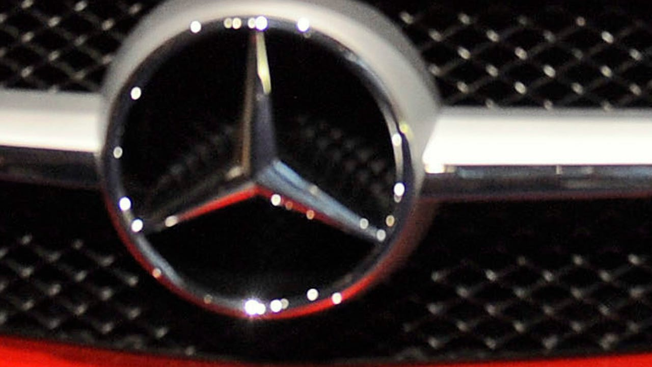 Daimler emissions under scrutiny as VW makes amends