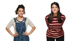 On 'Broad City' and 'Girls,' the female stars clearly