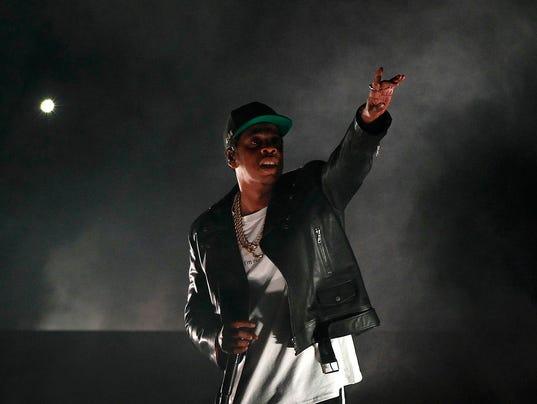 Jay Z at Talking Stick Resort Arena