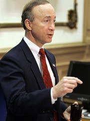 Former Indiana Gov. Mitch Daniels
