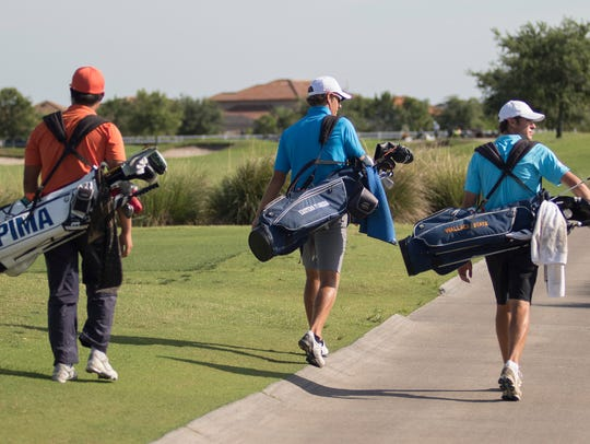 Top golfers from the country will be back in Viera