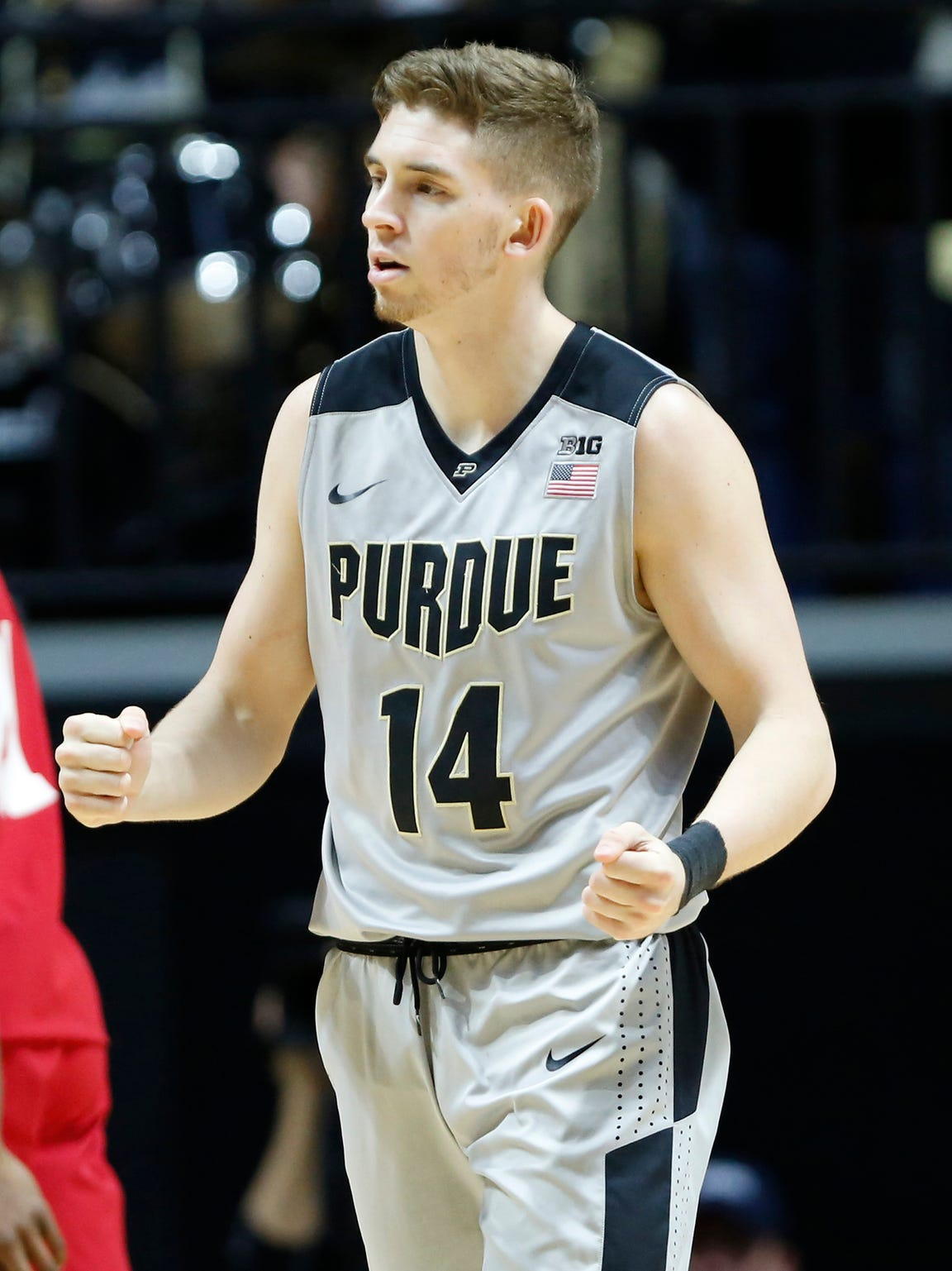 Ryan Cline is in the top 10 in Purdue's all-time 3-pointers attempted and made list.