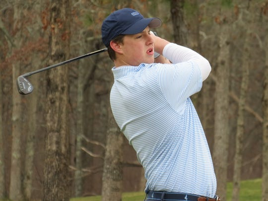 Christian Brothers Academy junior Jack Wall, reigning New Jersey PGA Player of the Year, finished  fifth at the Garden State Cup golf tournament.