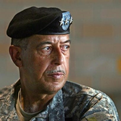Russel Honore Russel Honoré Retired Army Lt. Gen. Russel Honore will be the opening keynote speaker at the 911 Industry Alliance National Workshop in Washington, D.C. in October. Honore is best known for serving as commander of Joint Task Force Katrina in New Orleans and throughout the Gulf Coast. He will speak about 911 overload and how public safety and government officials can alleviate the problem.