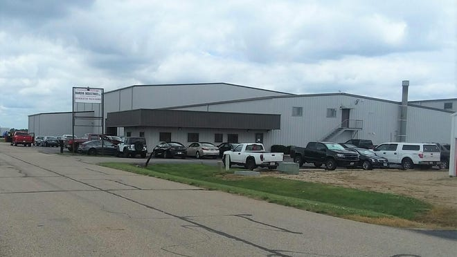 Hardin Industries LLC, a Lacon manufacturer that produces industrial generator packaging and other metal products, has become the second local business within a month to express interest in land in the city's industrial park at the northeast edge of town. Hardin, which originated 37 years ago in a downtown-area building, envisions an expansion projected to increase production employment from the present 65 to 143 by the end of 2024.