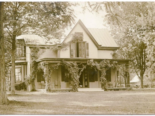 The Historical Society of Harford County has a collection of photos of Tudor Hall from the 1890s through the 1950s.