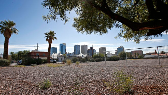Real-estate developers submitted proposals to buy a 7.6 acre lot on Fillmore Street between Fourth and Sixth avenues in downtown Phoenix.