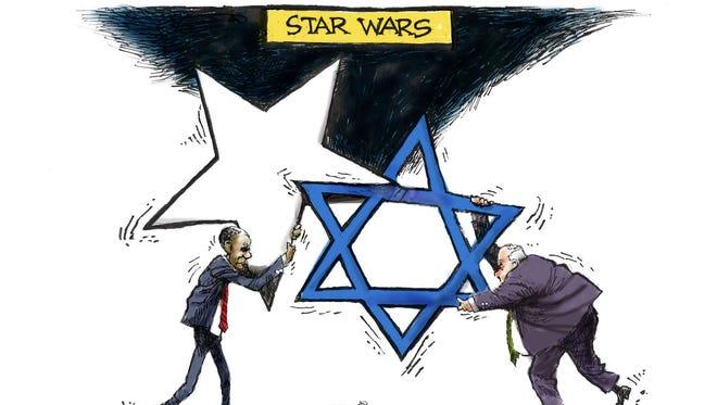 Cartoon for Dec. 28, 2016.