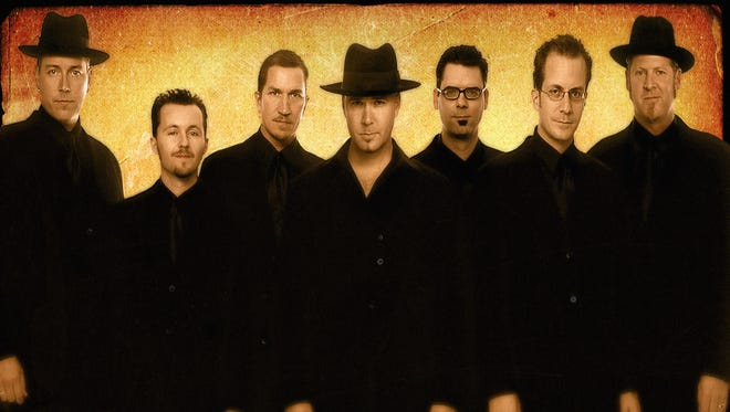 Big Bad Voodoo Daddy perform Saturday the Center for the Arts in Homer.
