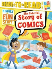 The colorful story of comics