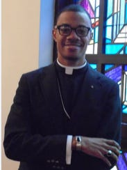 The Rev. Malcolm Byrd is the keynote speaker at the