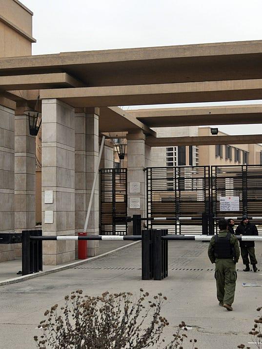 Afghan Kabul Hotel Serena