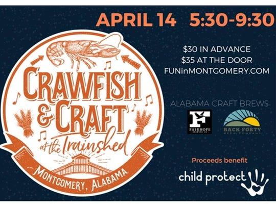 Crawfish & Craft