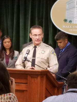 Following a six-month investigation by the Tulare County Sheriff's Department, three suspects have been charged with human trafficking.