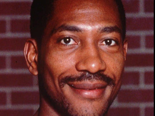 Alex English was traded away to the Pacers and became