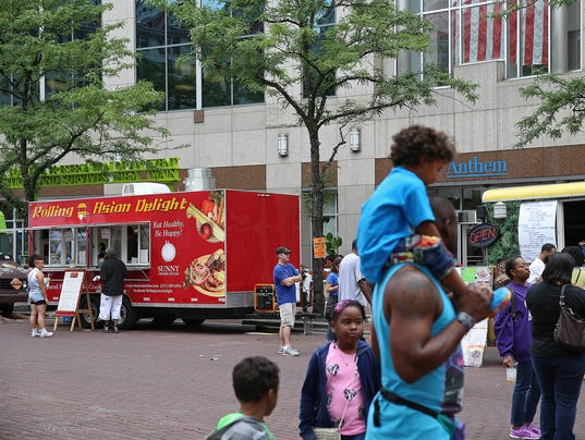 Food Truck Festival Indianapolis
