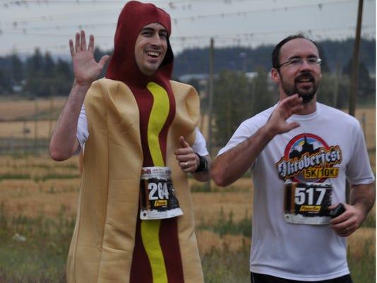 SAL Wurstfest run